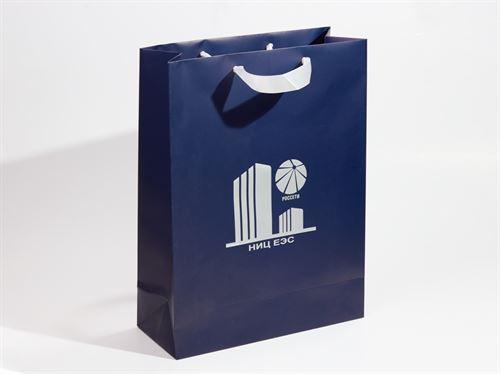 Пакеты бумажные - титул