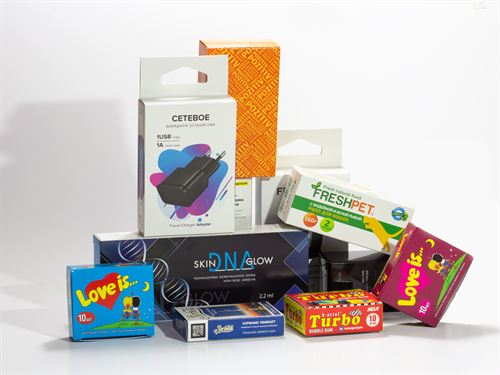 Коробки для упаковки товаров